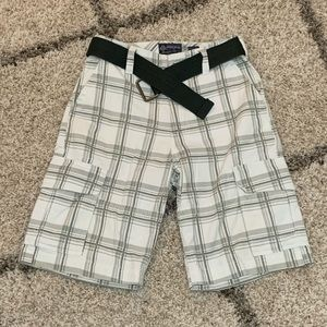 American Rag Plaid Shorts
